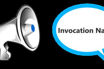 Invocation Name
