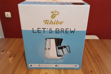 Tchibo Let's Brew Filterkaffeemaschine